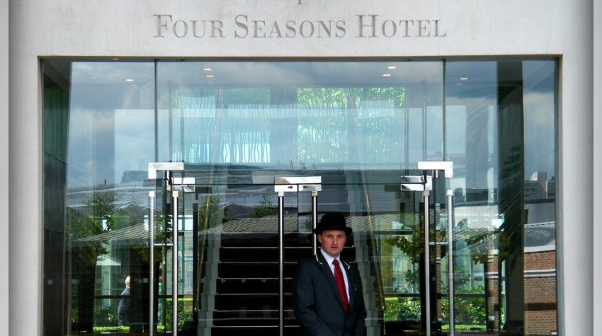 My Experience At Four Seasons Hotel London
