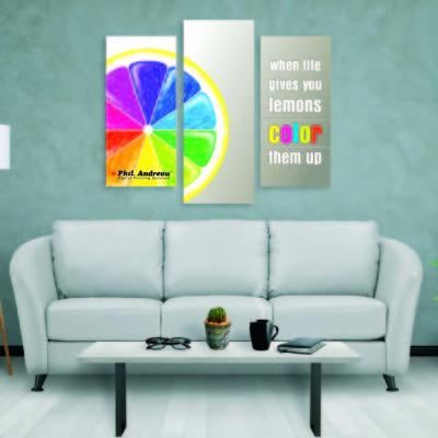 Get Personalised Image Prints Over Canvas For Home Decor